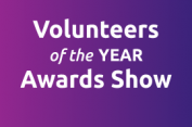 Volunteers of the Year Awards Show