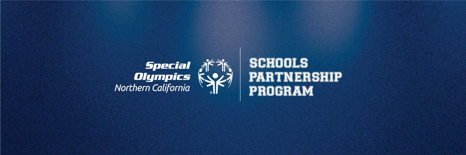 School Partnership Program logo banner