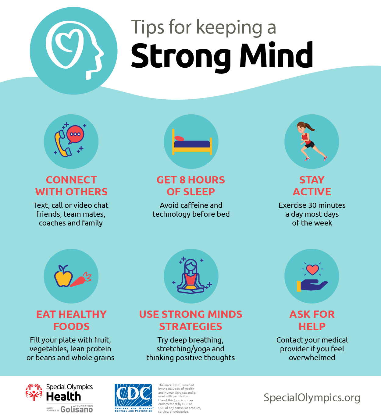 Tips for a keeping Strong Mind