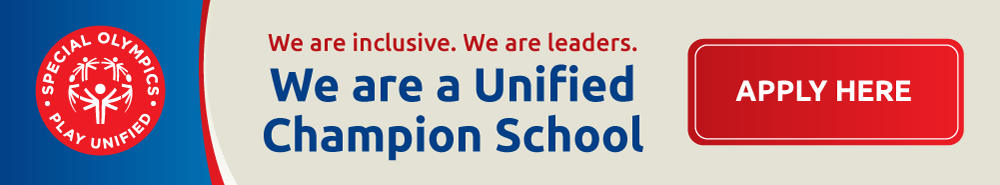 Apply to Unified Champion Schools
